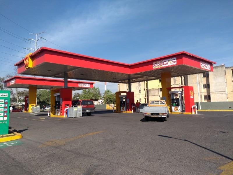 Combustible escasea en zona norte del amg
