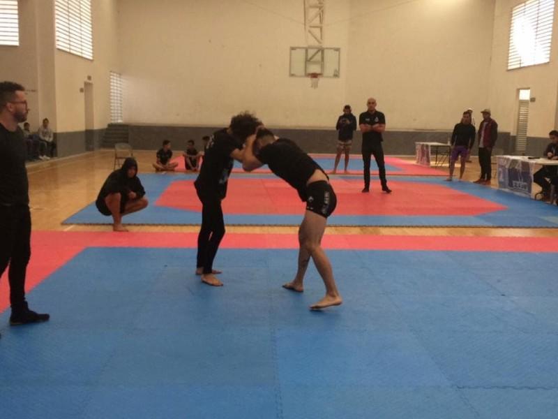 Escasea participación femenina en jiu jitsu