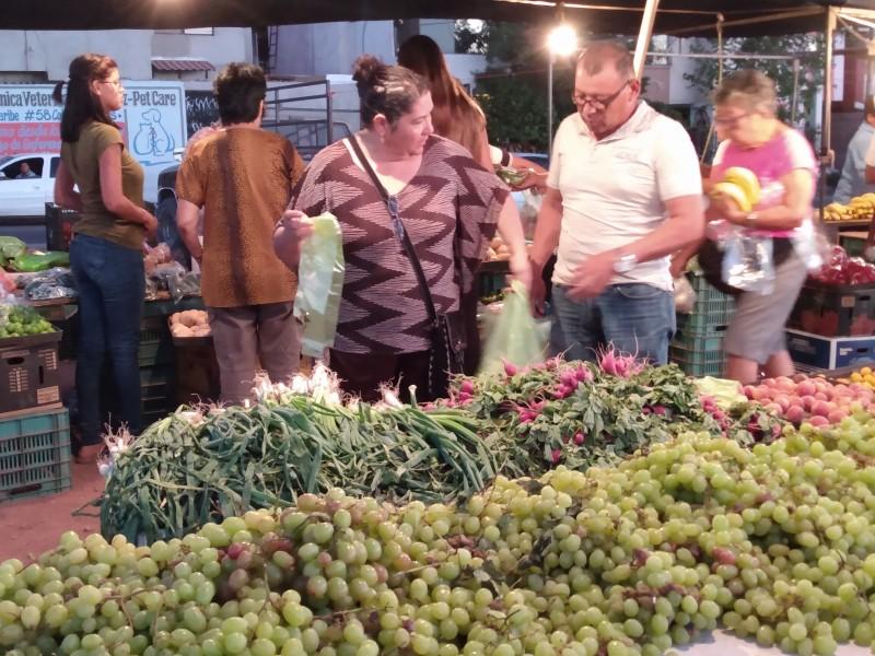 Escasez de frutas y verduras incrementa precios