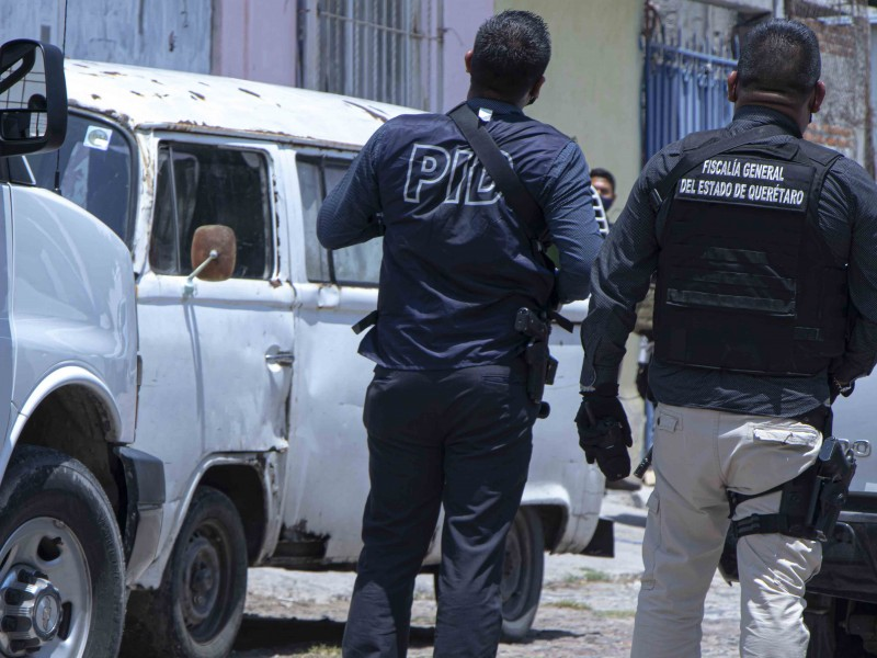 Esclarece FGE homicidio en zona cerril del Fray Junípero