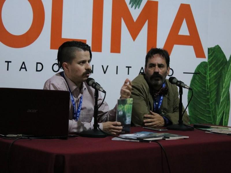 Escritores colimenses destacan en la FILPM