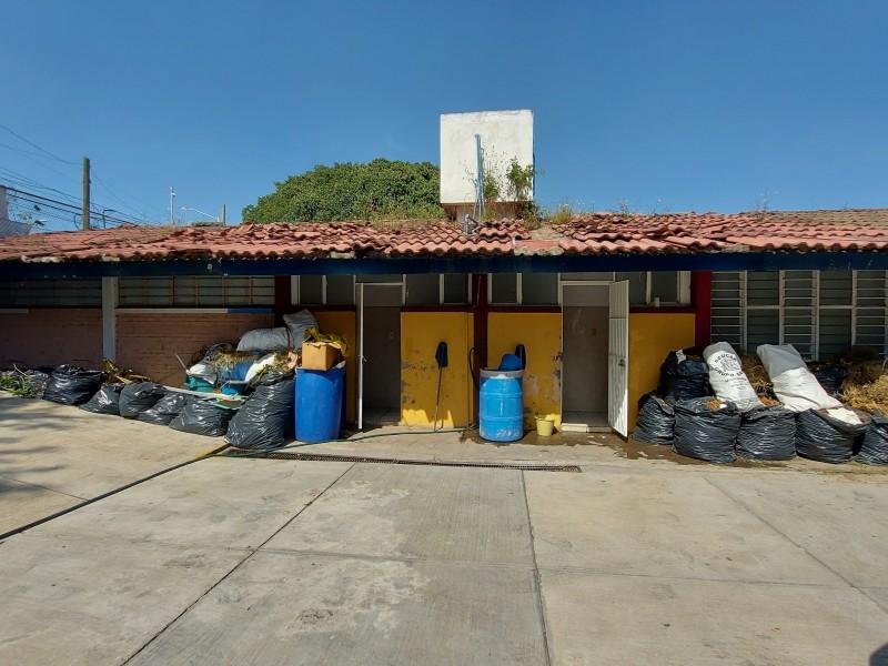 Escuela en Polanquito sigue sin reparación ni clases