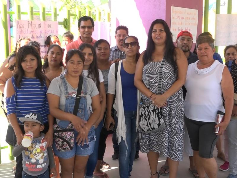 Escuela Frida Khalo suspende programa escuela tiempo completo