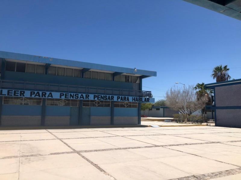 Escuelas abandonadas y vandalizadas tras el confinamiento