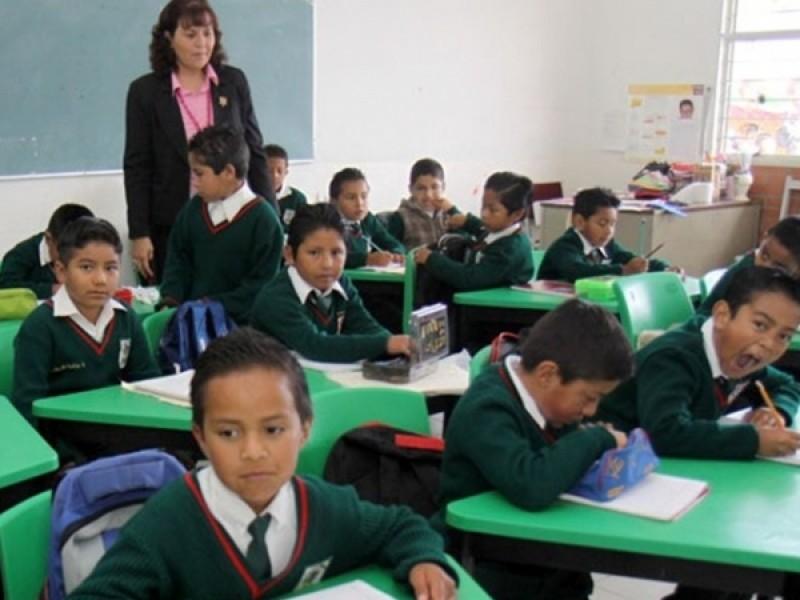 Escuelas al CIEN invierte en infraestructura
