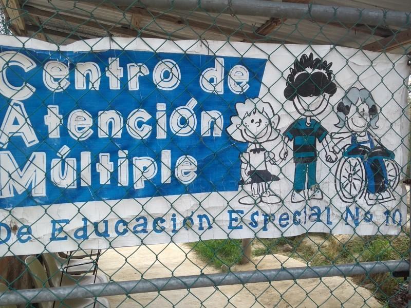 Escuelas de Educación Especial evalúan riesgos del retorno presencial