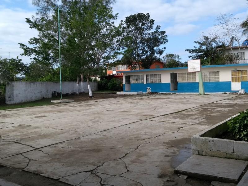 Escuelas de la Zona Norte necesitan rehabilitación