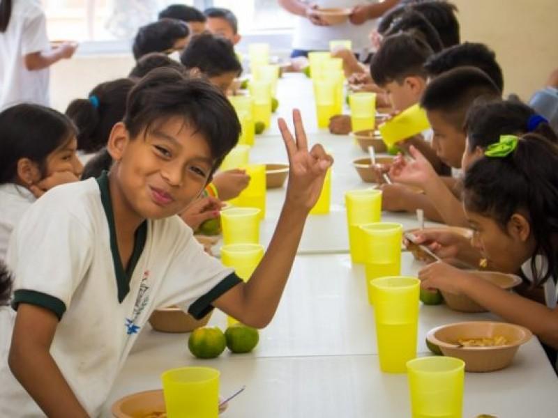 Escuelas de Tiempo completo en riesgo por falta de recursos