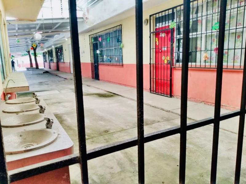 Escuelas de tiempo completo se quedan en Veracruz