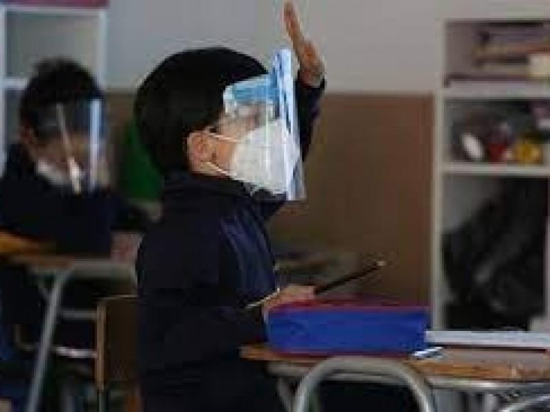 Escuelas deciden horario y día en que se presentarán alumnos