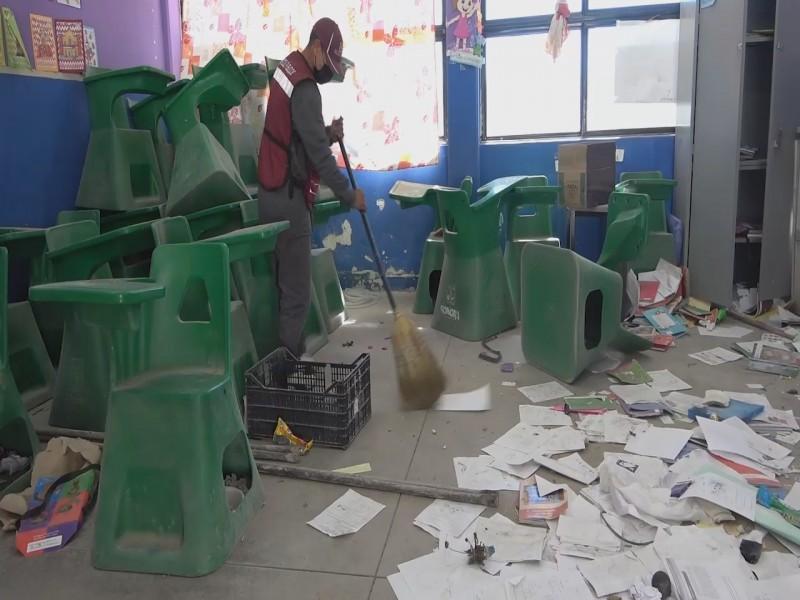 Escuelas en malas condiciones para regreso a clases