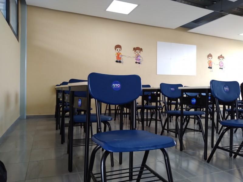 Escuelas no están preparadas para retomar socialización de los menores