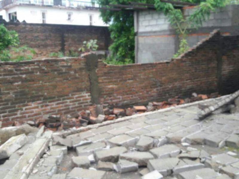 Escuelas sin reconstruir en el Soconusco
