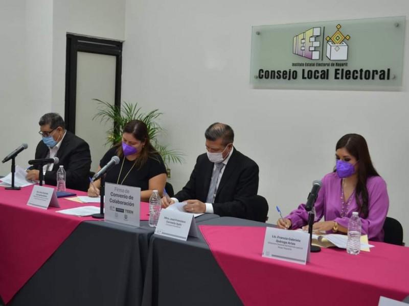 Espacios informativos son monitoreados por IEEN para evitar desigualdad electoral