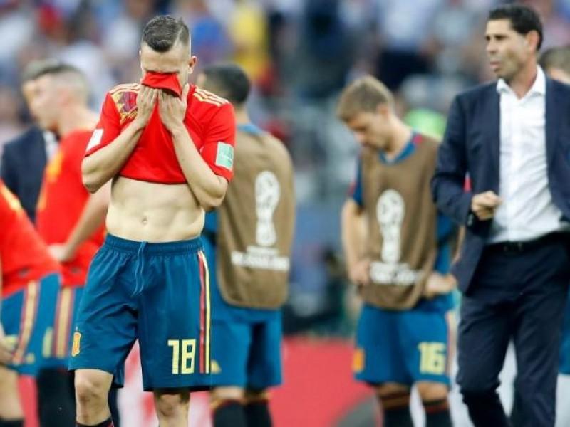 España cae eliminado ante el anfitrión