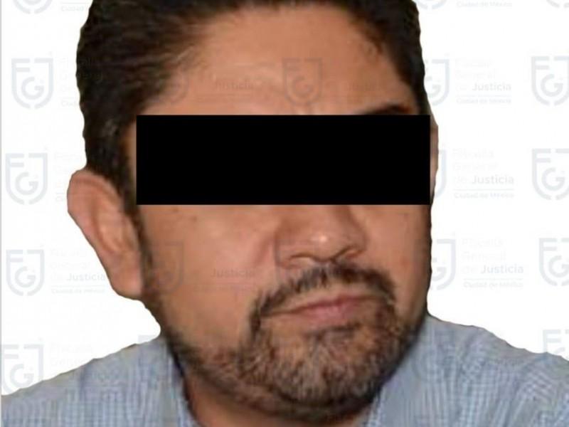 Detienen a Edgar Tungüí en CdMx tras extradición de España