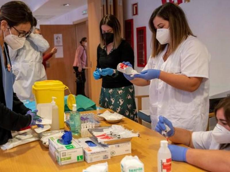España prevé que pandemia Covid-19 termine