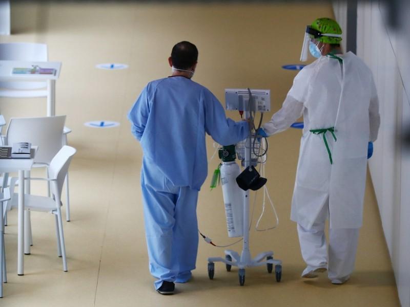 España registra 17 mil nuevas infecciones en 24 horas