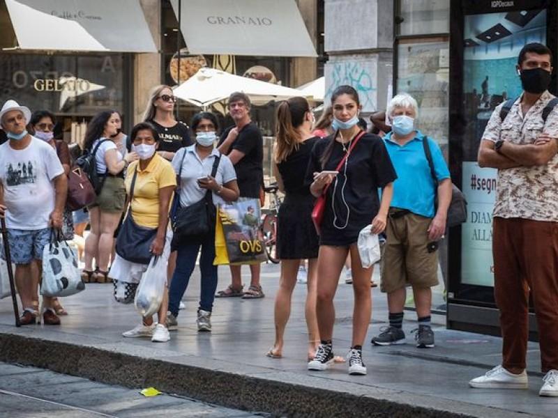 España registra 27 mil casos Covid-19 en dos días