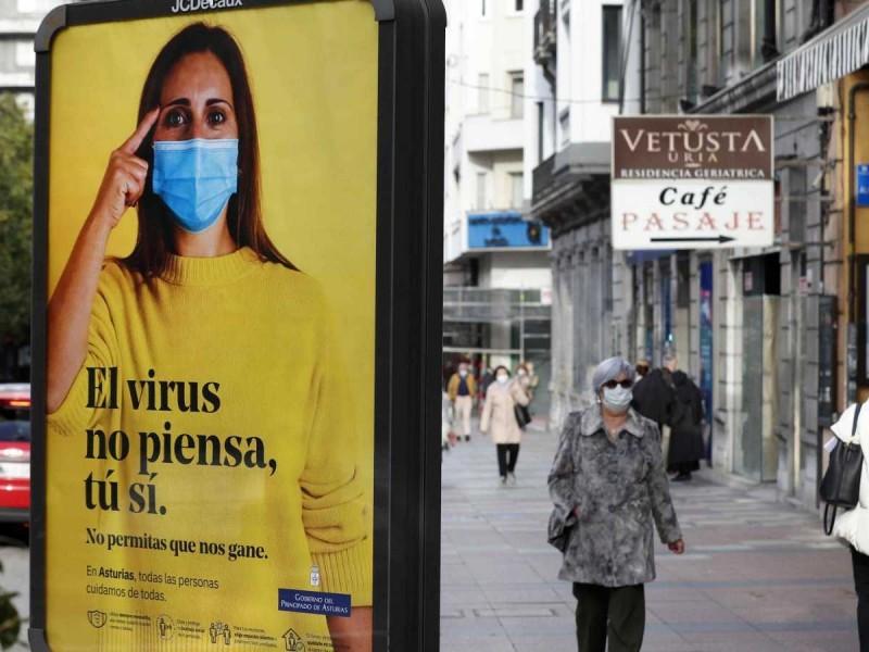España registra más 52 mil infectados Covid-19 en 24 horas