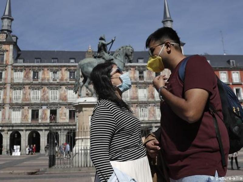 España registra más de 4 mil infectados en 24 horas