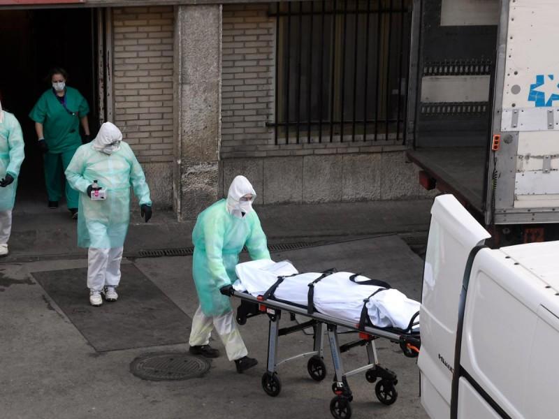 España suma 17 mil casos Covid-19 en 24 horas