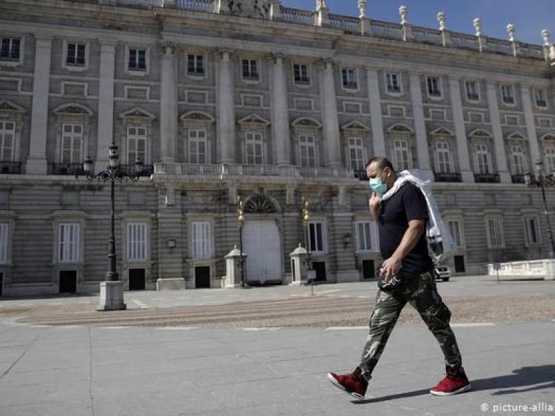 España suma 7 mil nuevos positivos Covid-19 en 24 horas