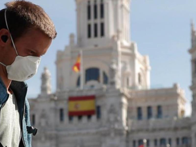 España suma más 52 mil nuevos contagios en 24 horas