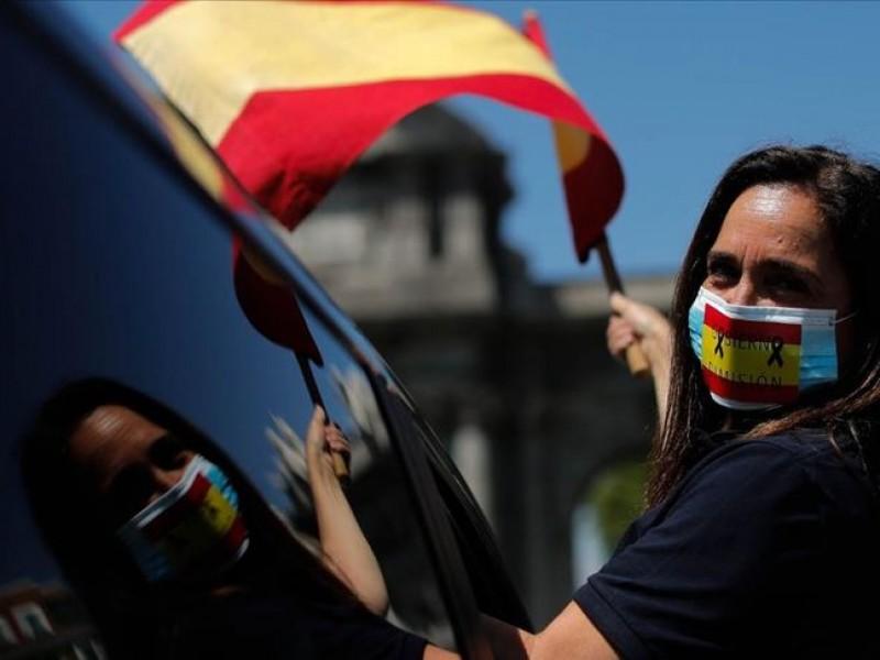 España supera el medio millón de infectados Covid-19