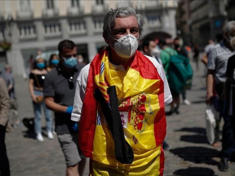España supera las 50 mil muertes por Covid-19