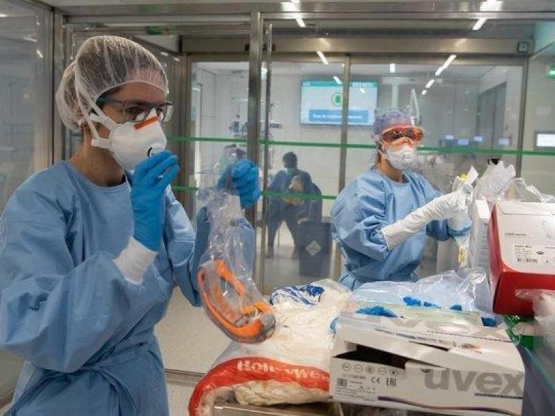 España supera los 10 mil contagios Covid-19 en tres días