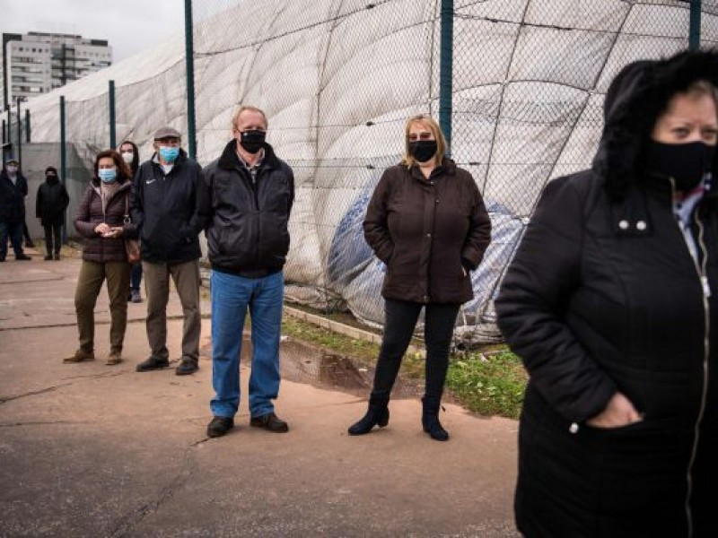 España supera los 40 mil muertos por Covid-19