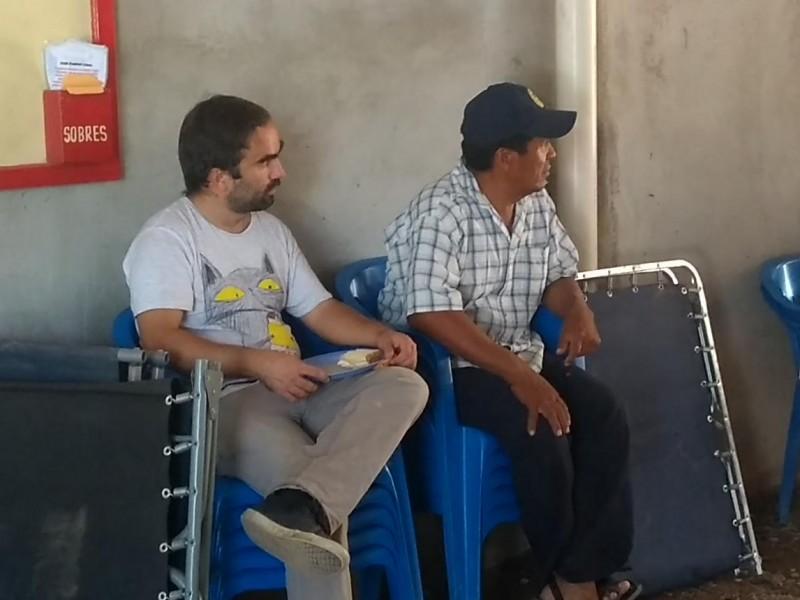 Español permanecerá en Chicapa hasta sufragar lo robado