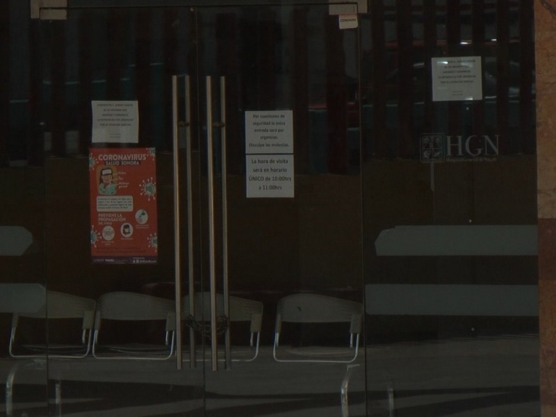 Espera alcalde tomen medidas ante caso de covid en HGN