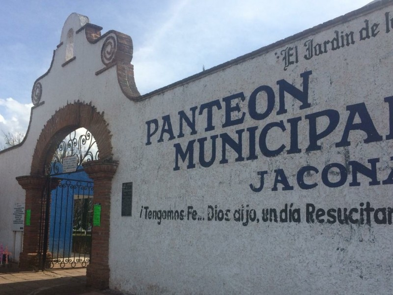 Esperan 14 mil visitantes en Panteón de Jacona