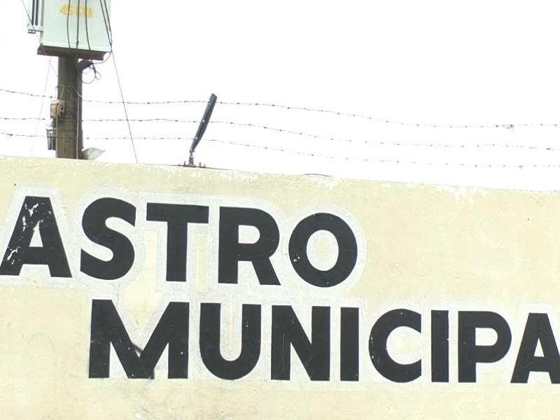 Esperan 60 mdp para construir nuevo rastro municipal