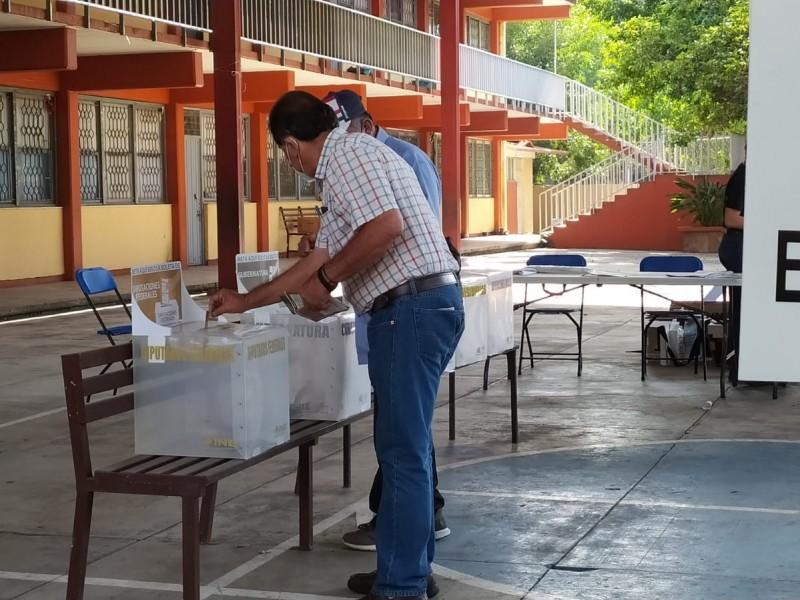 Esperan computo oficial de votos en al menos 3 municipios