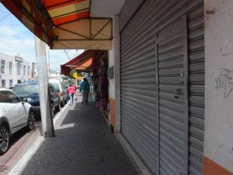 Esperan empresarios de Michoacán recuperarse a finales de este año