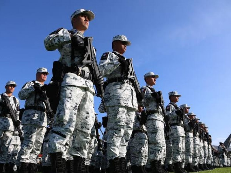 Esperan en Corregidora indicaciones de Guardia Nacional