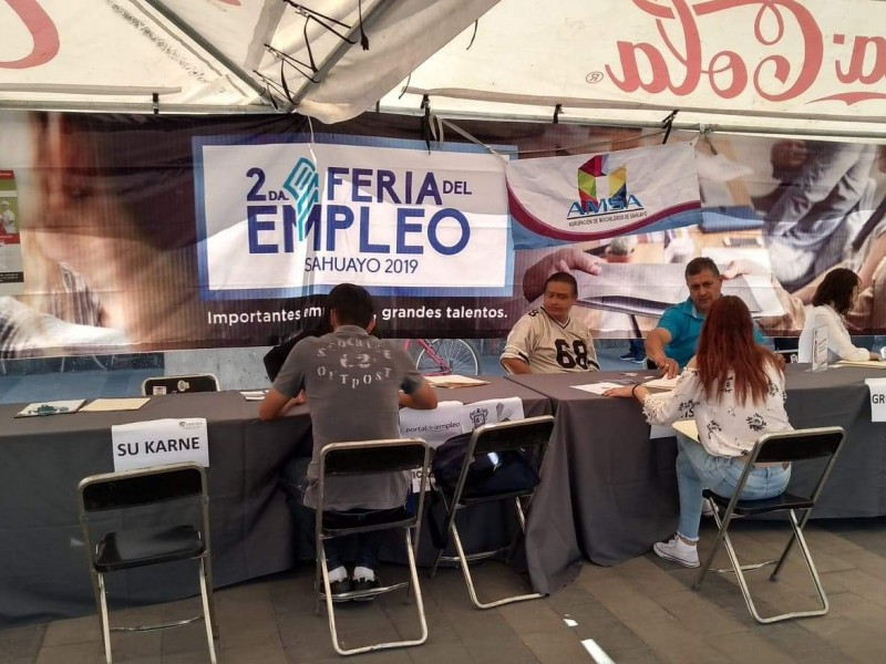 Esperan en Sahuayo realizar feria de empleo en agosto