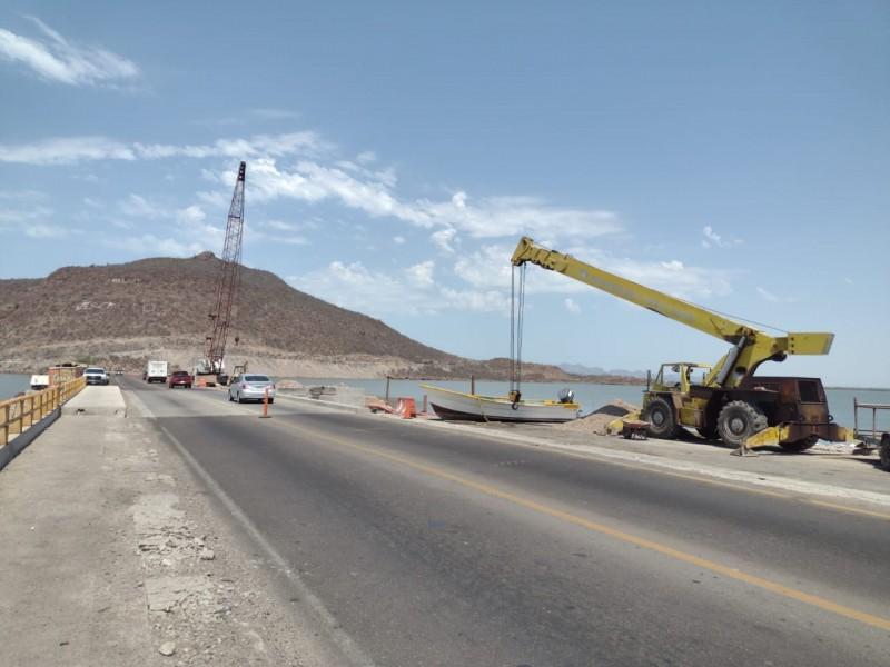 Esperan que culmine segunda etapa de Puente Metropolitano