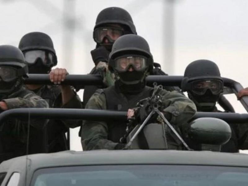 Esperan resultados de la Guardia  Nacional