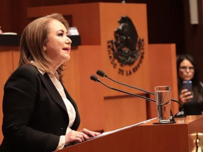 📹Esposa de Riobóo, ministra de la Suprema Corte