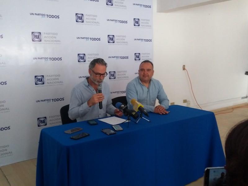Firme, decisión de Enrique Cárdenas como candidato: PAN