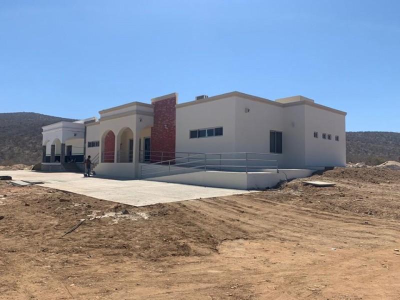 Están por concluirse las obras de construcción en Todos Santos