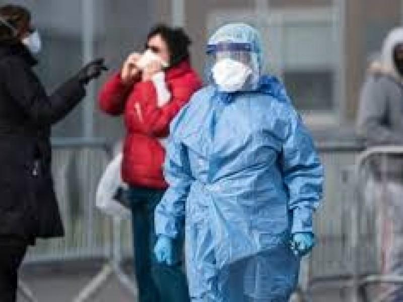 Esta semana Puebla registro pico más alto de contagios COVID