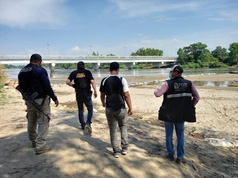 Establece FGE recorridos preventivos en franja fronteriza