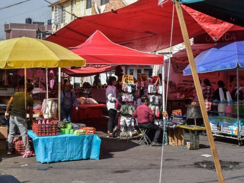 Establecen medidas con 150 líderes de comerciantes para evitar contagios