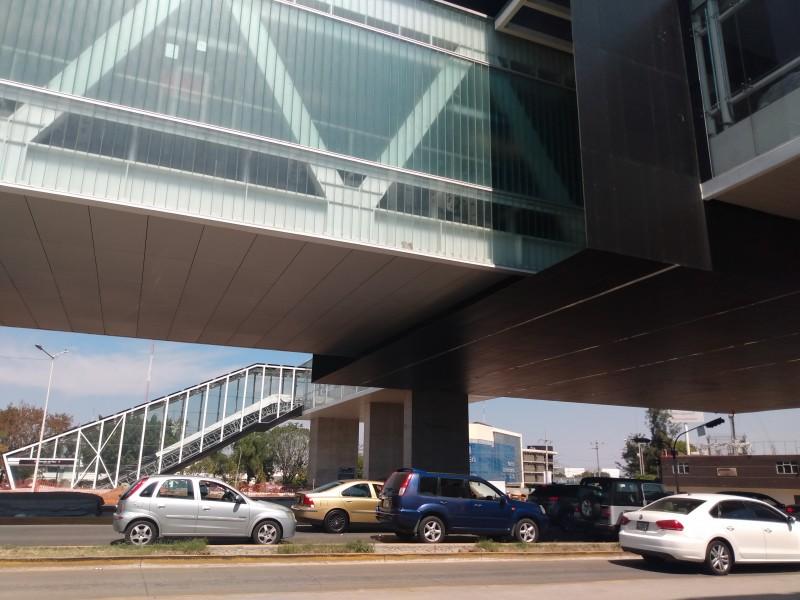 Estación Mercado del Mar requiere mejorar seguridad vial
