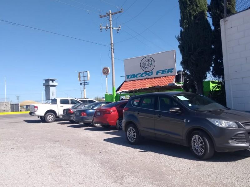 Estacionamiento clave para derrama económica